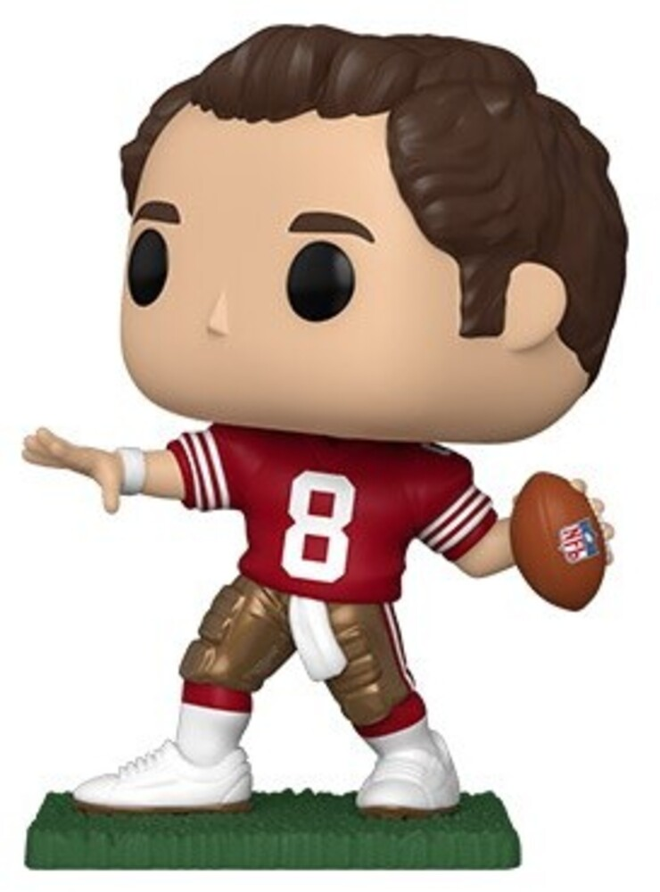- FUNKO POP! NFL: Legends - Steve Young (49ers)