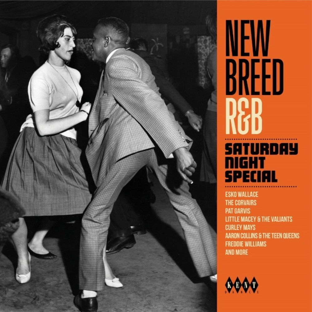 New Breed R&B Saturday Night Special / Various - New Breed R&B: Saturday Night Special / Various
