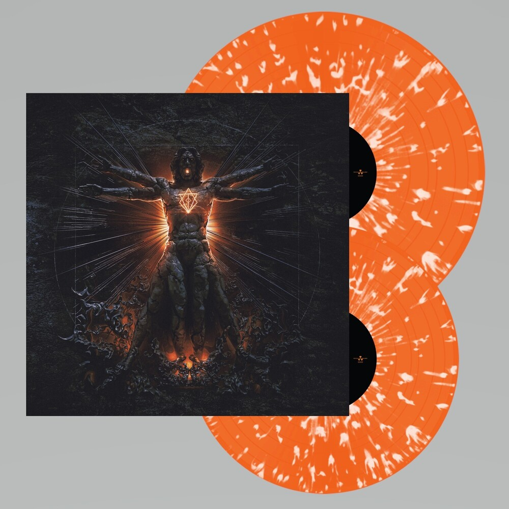 In Flames - Clayman: 20th Anniversary Edition [Limited Edition Orange & White Splatter 2LP]