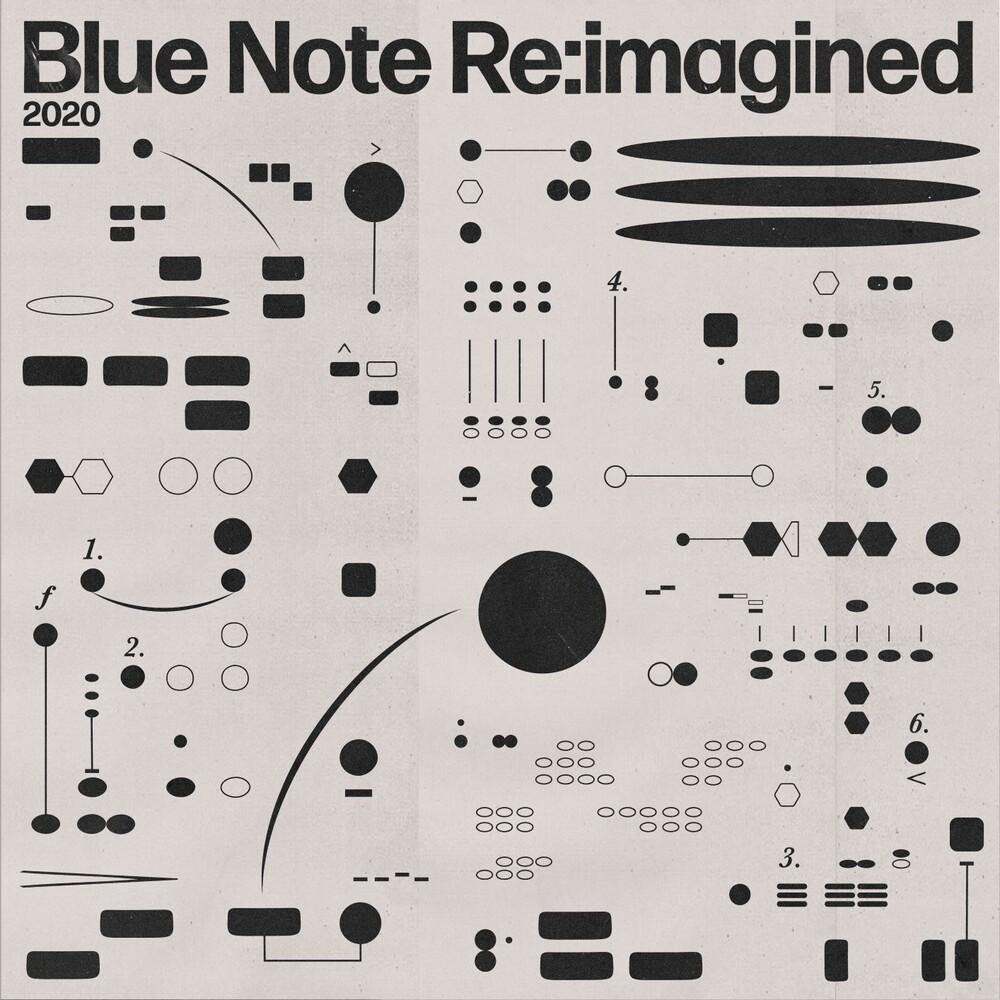 Various Artists - Blue Note Re:imagined [2 CD]
