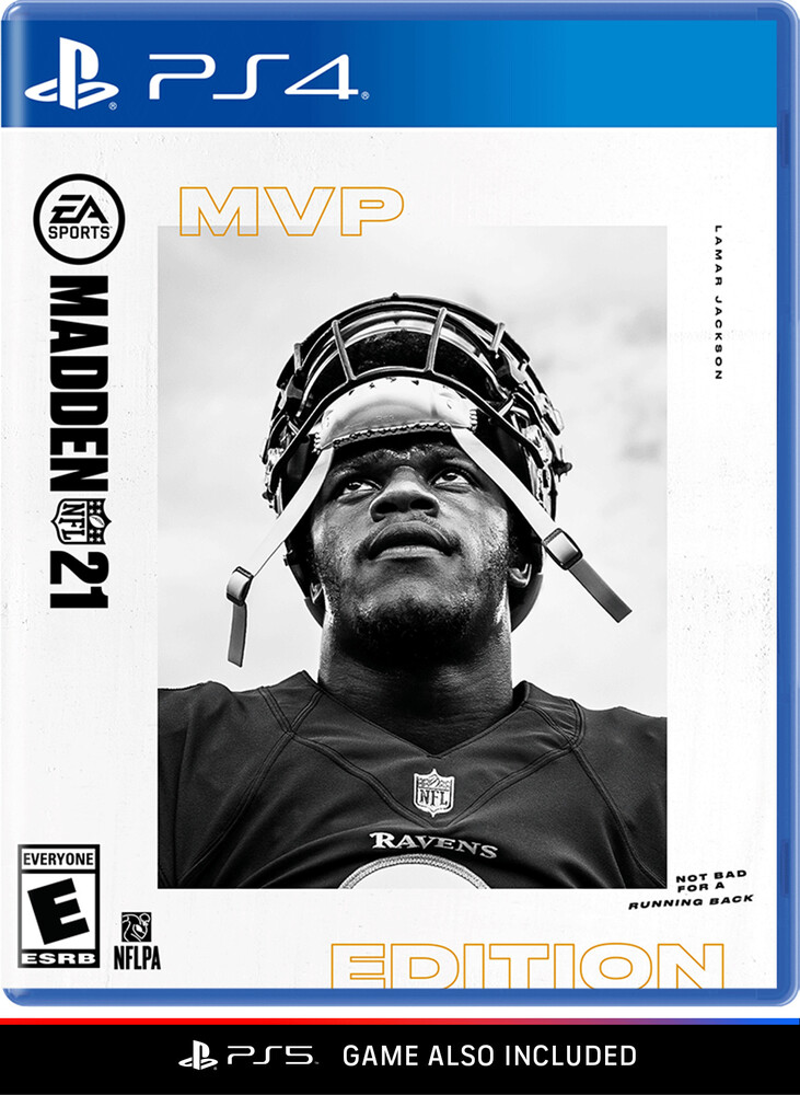 Ps4 Madden NFL 21 - Mvp Edition - Madden NFL 21 - MVP Edition for PlayStation 4