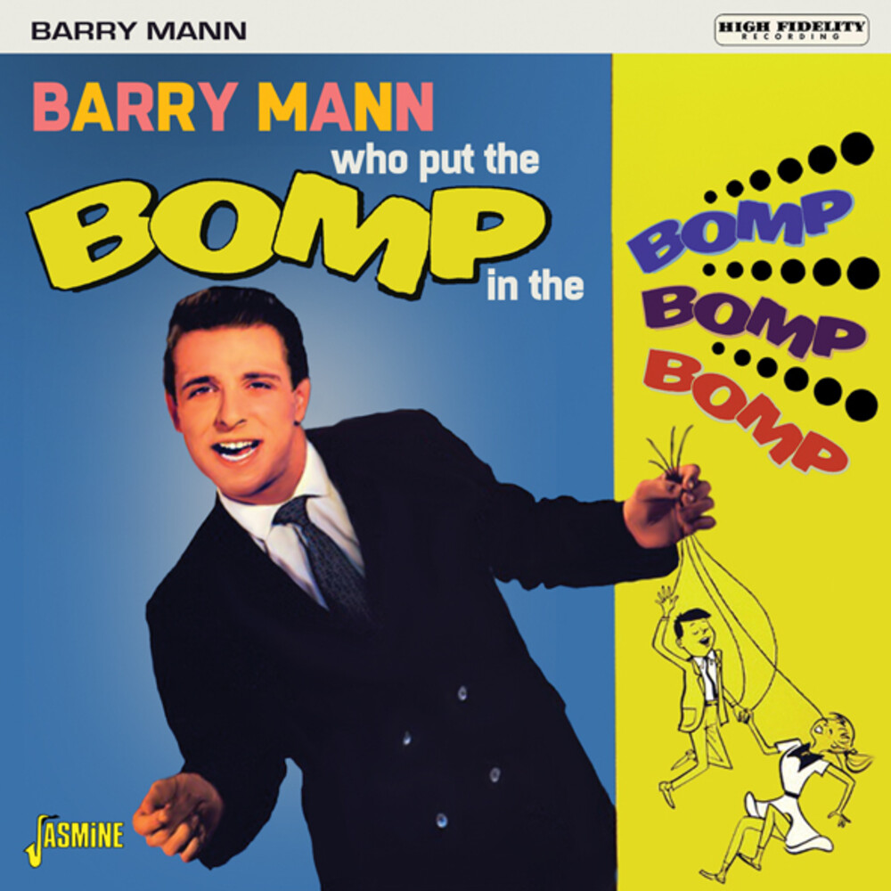 Barry Mann - Who Put The Bomp In The Bomp Bomp Bomp (Uk)