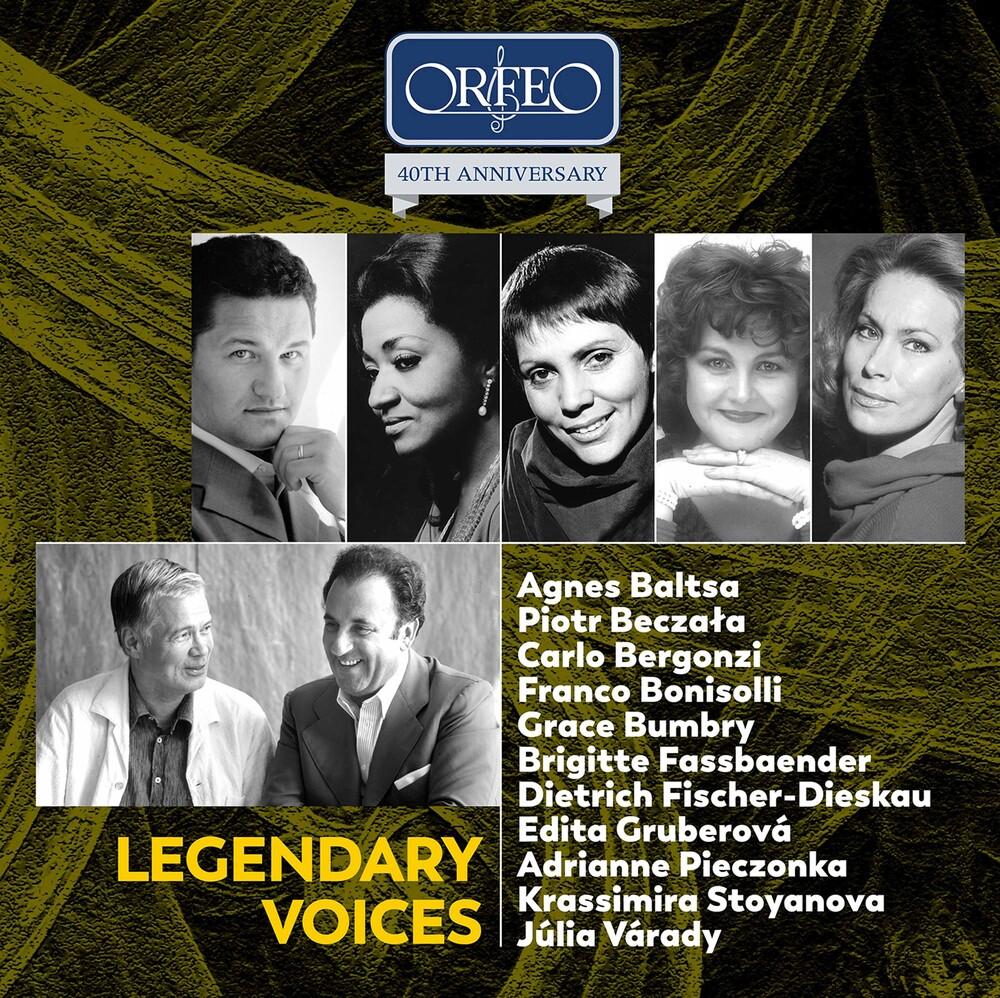 Legendary Voices / Various Box - Legendary Voices / Various (Box)