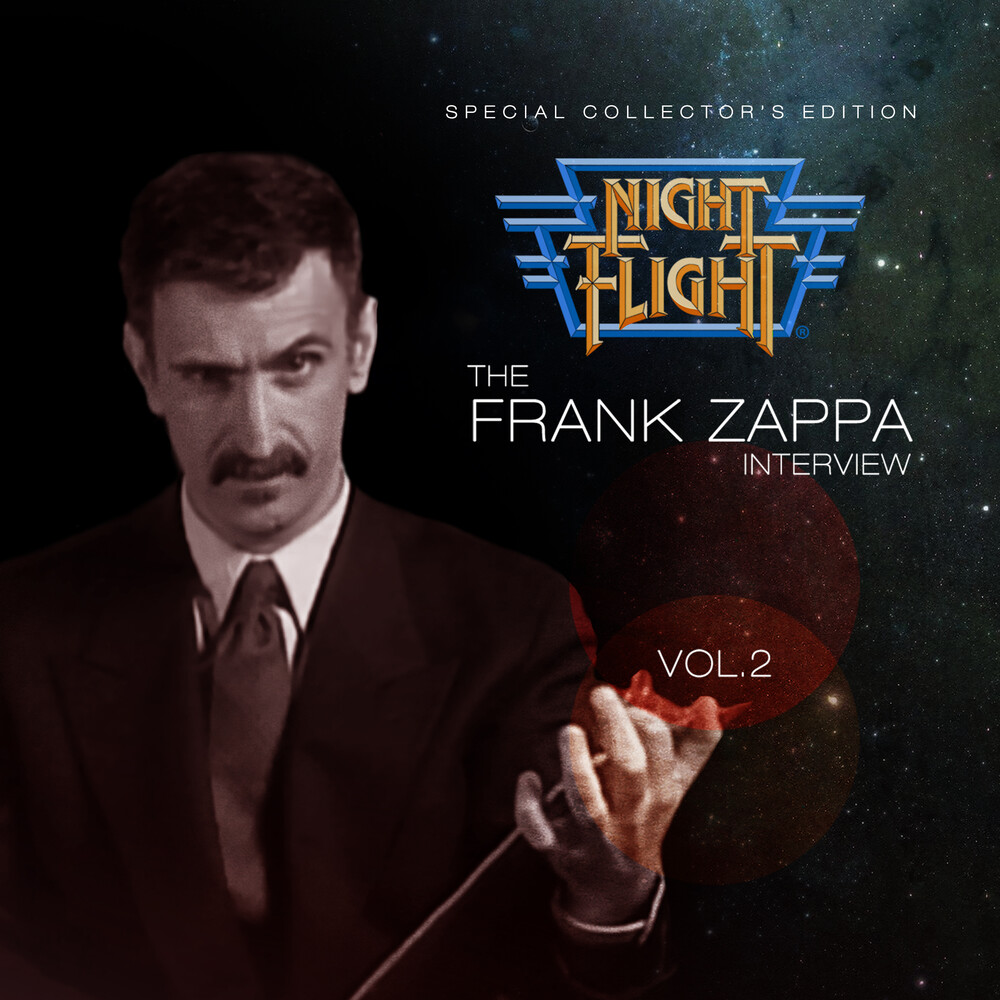 Frank Zappa - Night Flight Interview