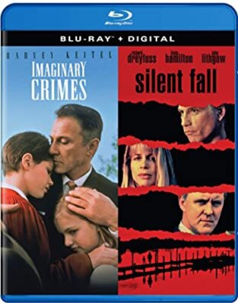 Imaginary Crimes / Silent Fall - Imaginary Crimes / Silent Fall / (Ws)