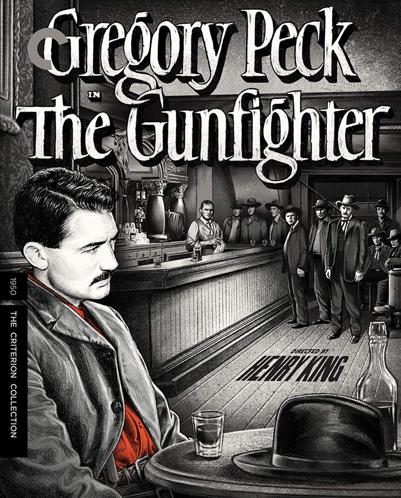 - The Gunfighter (Criterion Collection)