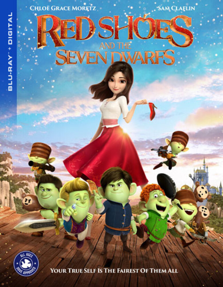 Red Shoes & the Seven Dwarfs - Red Shoes & The Seven Dwarfs / (Digc)