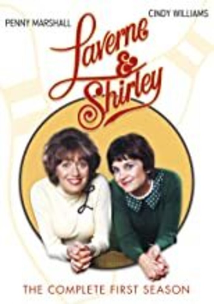 Helen Page Camp - Laverne & Shirley: Complete First Season (3pc)