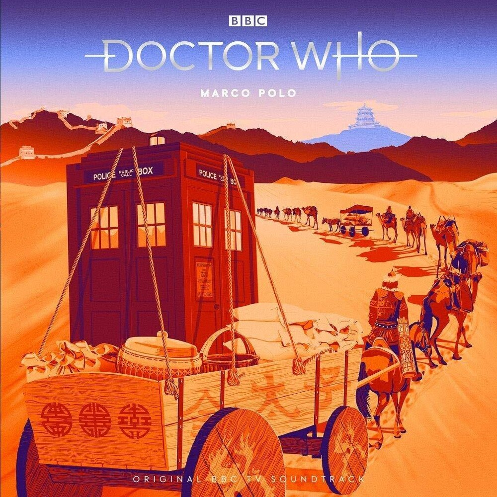 Doctor Who Box Colv Ofgv Uk - Marco Polo (Box) [Colored Vinyl] (Ofgv) (Uk)