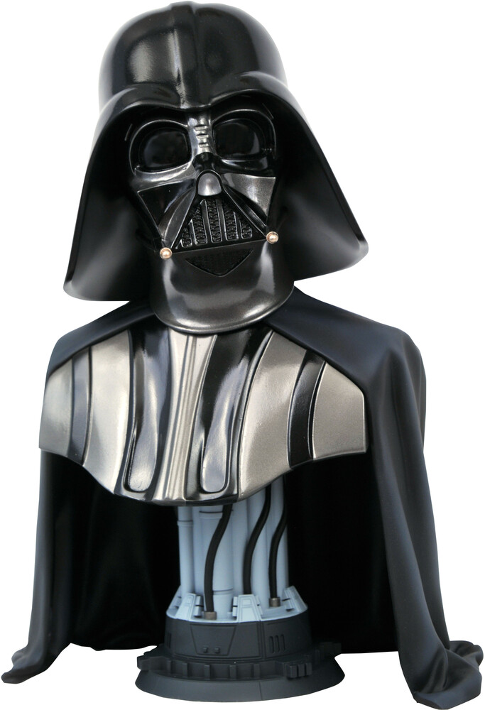 Diamond Select - Diamond Select - Star Wars Legends In 3D Darth Vader 1/2 Scale Bust