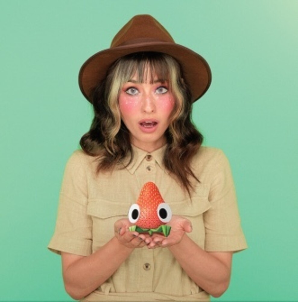 Kero Kero Bonito Red - Bugsnax (Strawberry Vinyl) (Red)