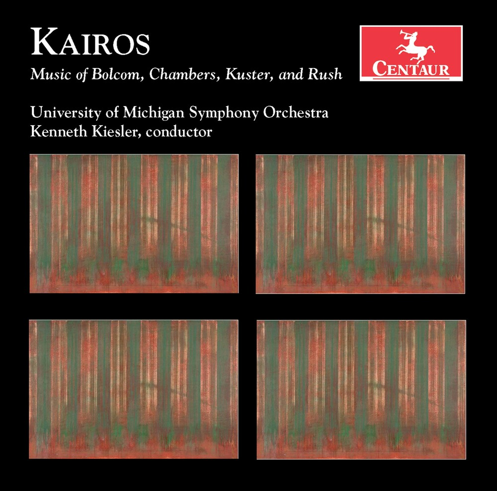 University Of Michigan Symphony Orchestra - Kairos