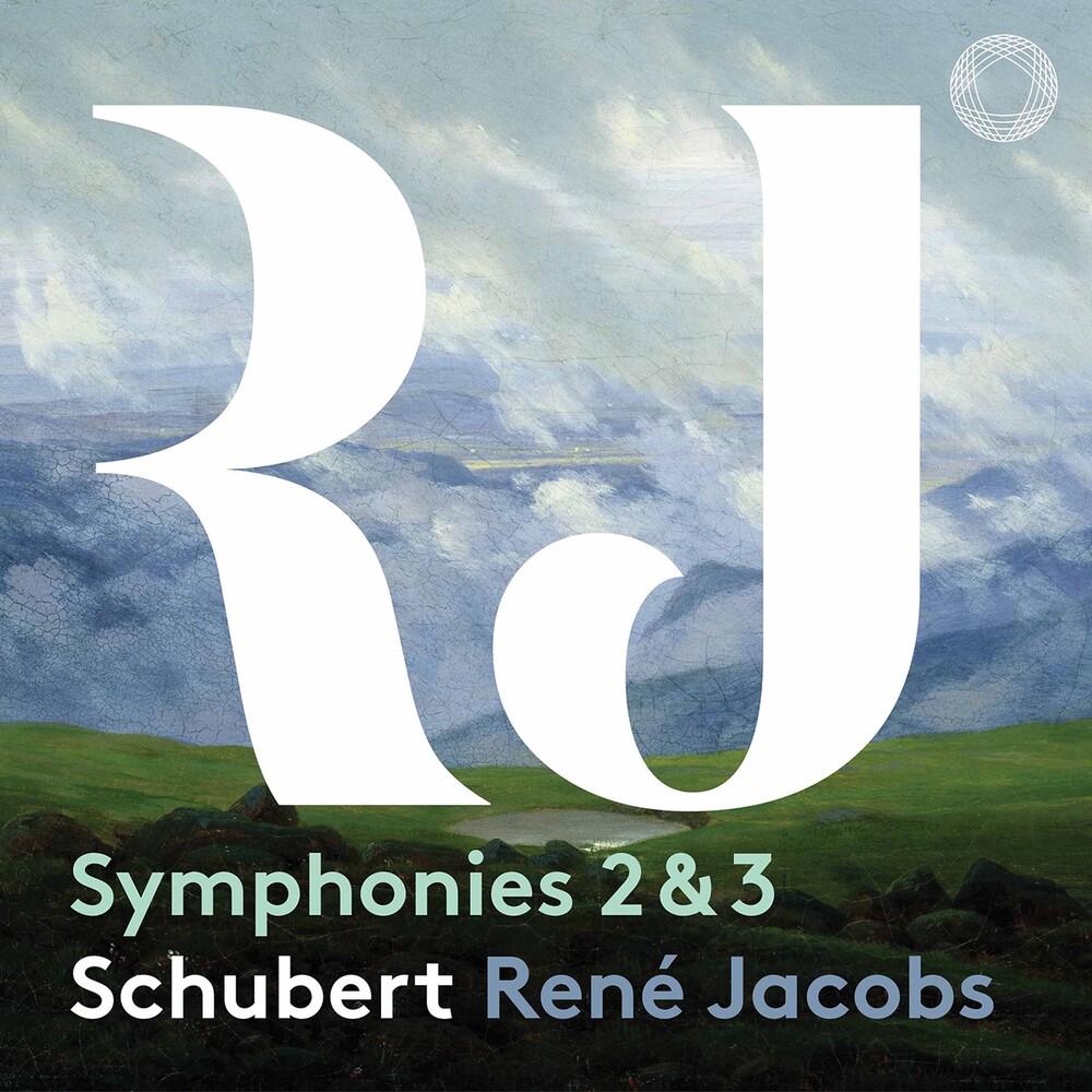 B'Rock Orchestra - Symphonies 2 & 3 (Hybr)