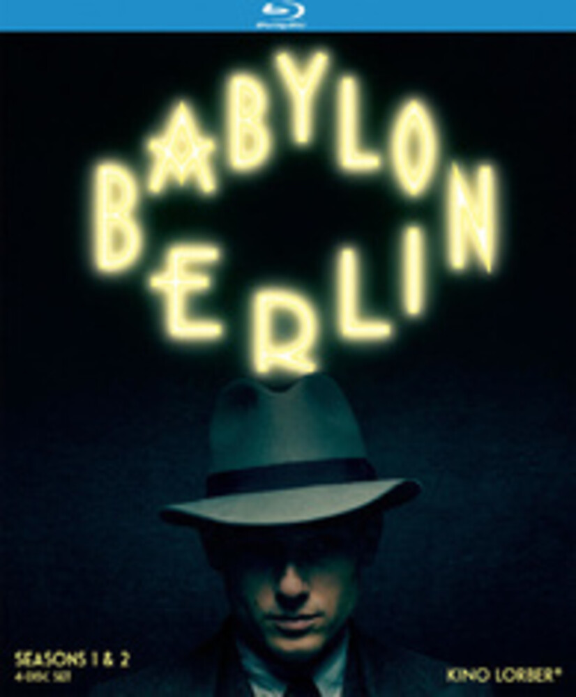- Babylon Berlin: Seasons 1 & 2