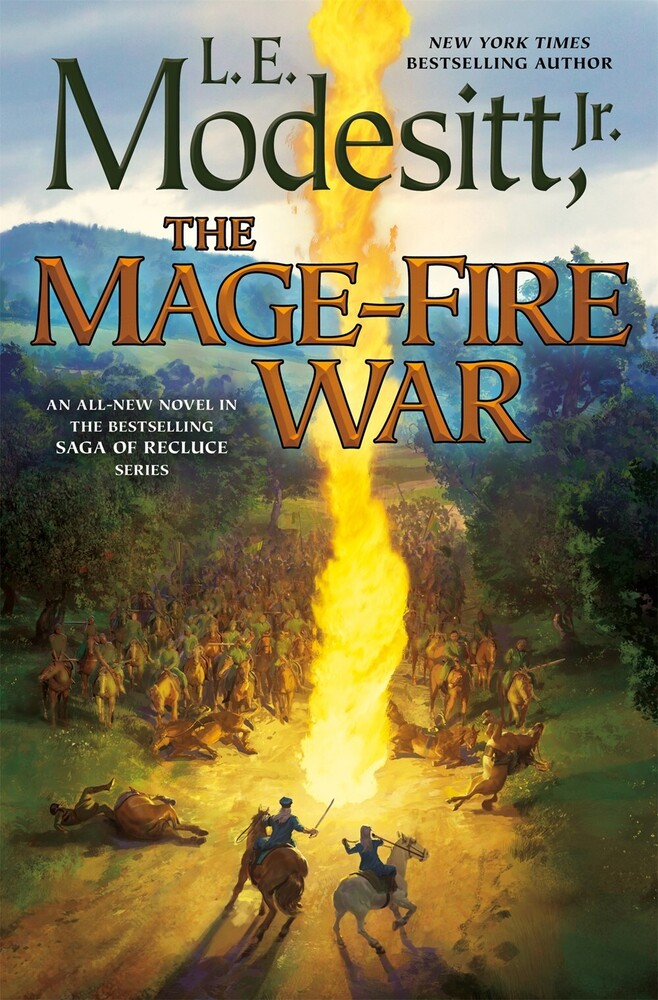 Modesitt, L E - Mage-Fire War