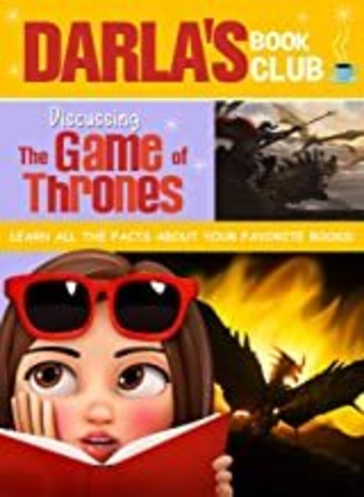 - Darla's Book Club: Discussing The Game Of Thrones Novels