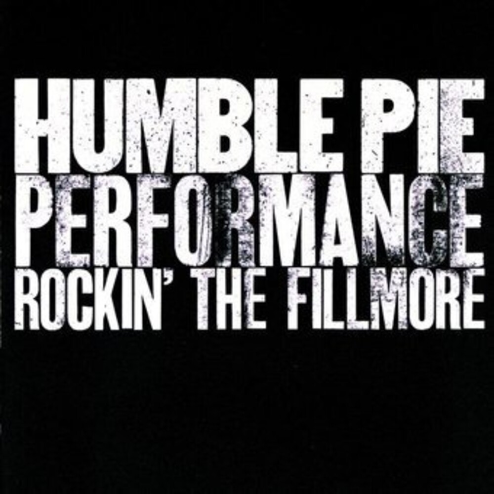 Humble Pie - Performance: Rockin (Hol)
