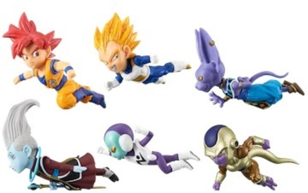 Banpresto - BanPresto - Dragon Ball Super Historical Characters Vol.1 Figure (OneAssorted Figure)