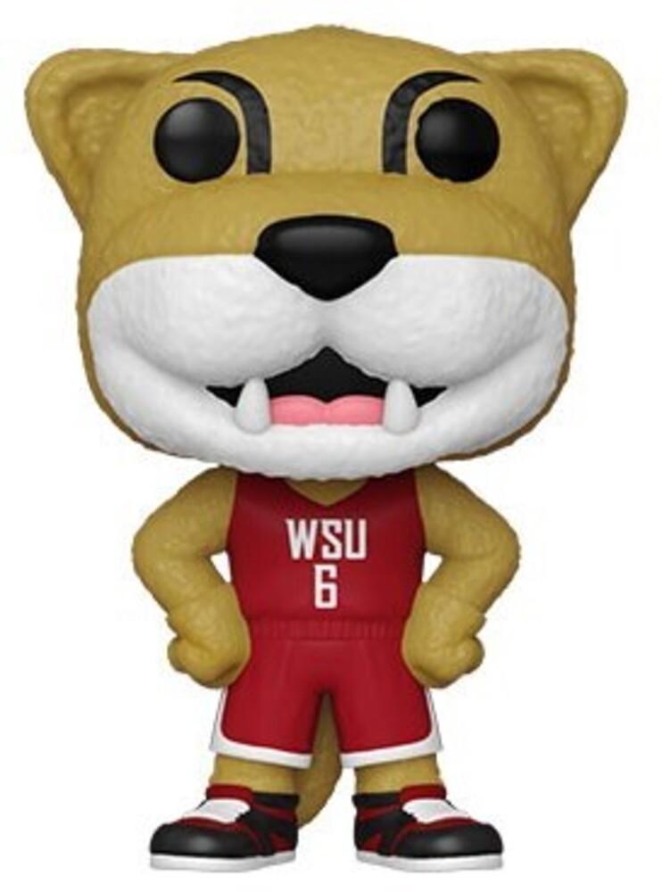Funko Pop! Mascots: - FUNKO POP! MASCOTS: WSU- Butch T Cougar