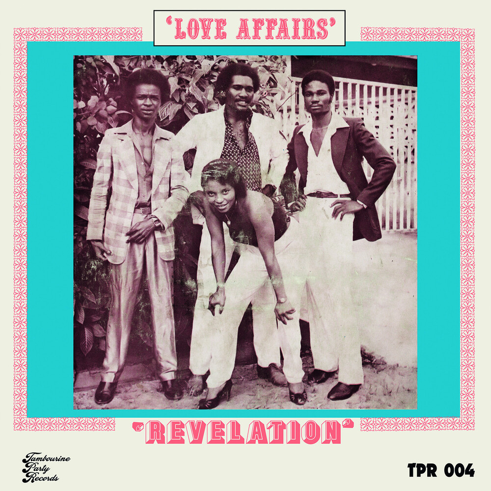 Revelation - Love Affairs