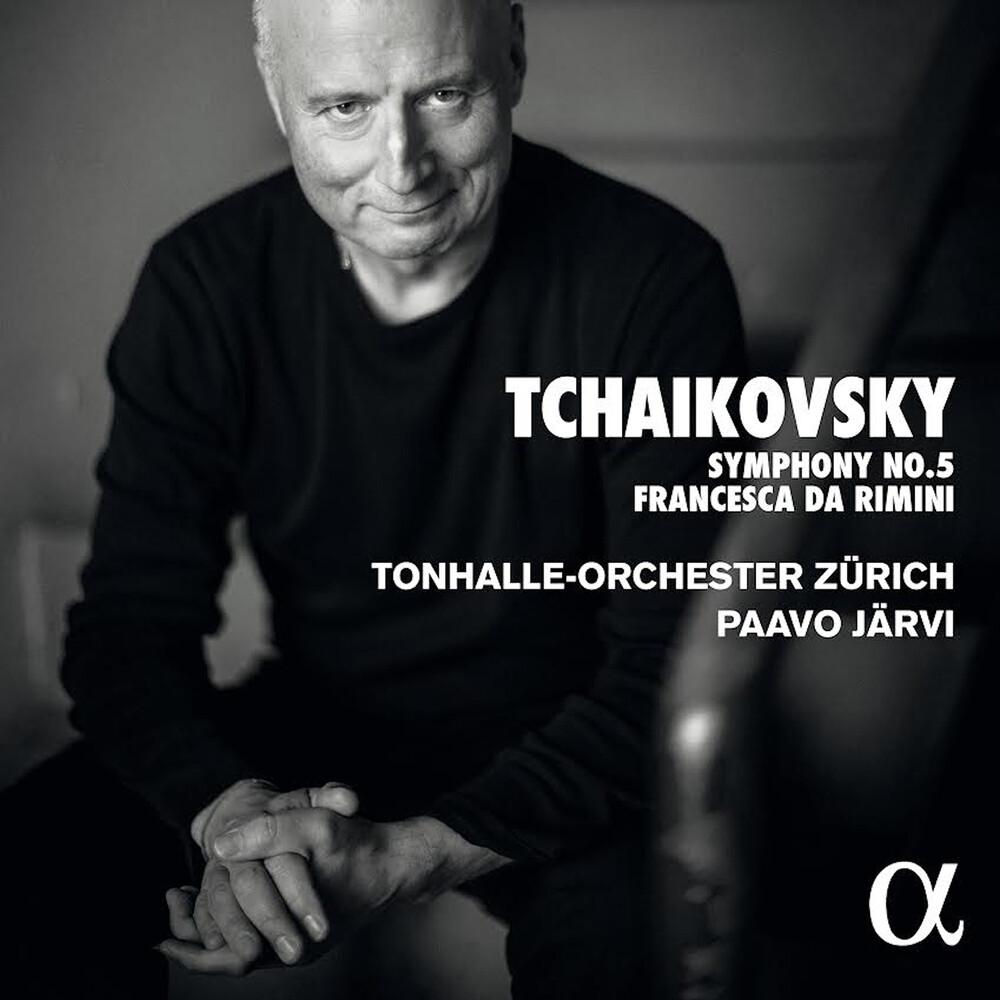 Tchaikovsky / Jarvi / Tonhalle Orchester Zurich - Symphony 5