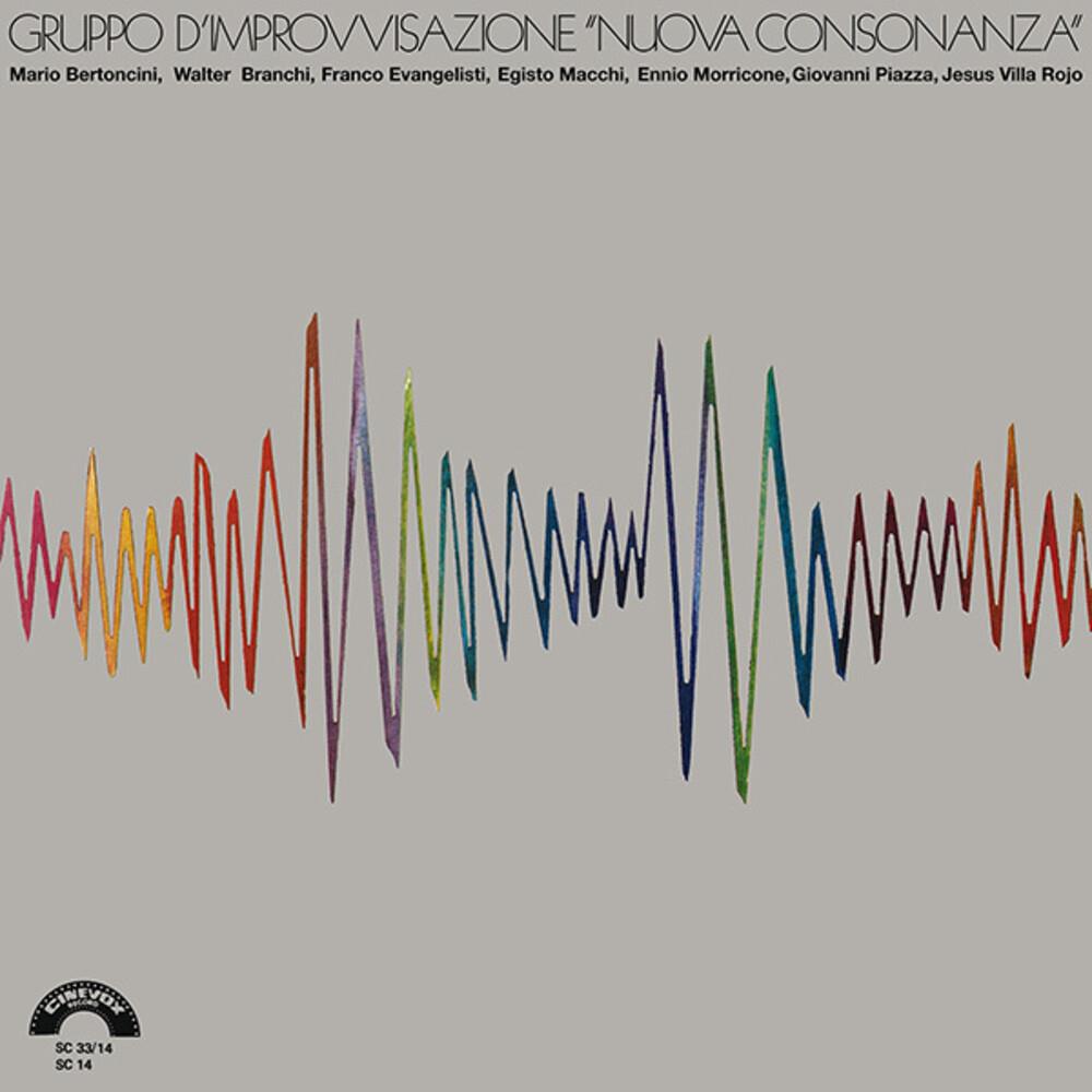 Gruppo Dimprovvisazione - Nuova Consonanza (Wht) [Reissue]