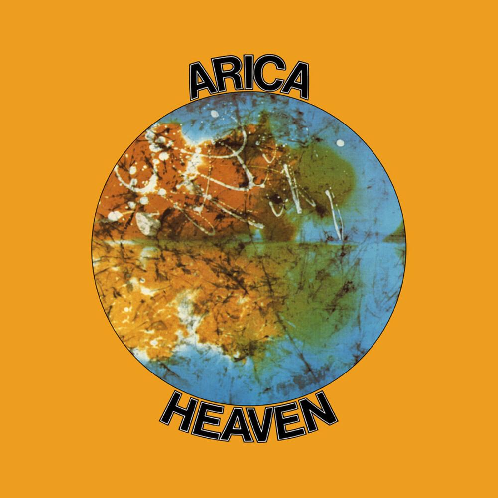 Arica - Heaven (Blk) (Gate) [180 Gram] [Reissue]