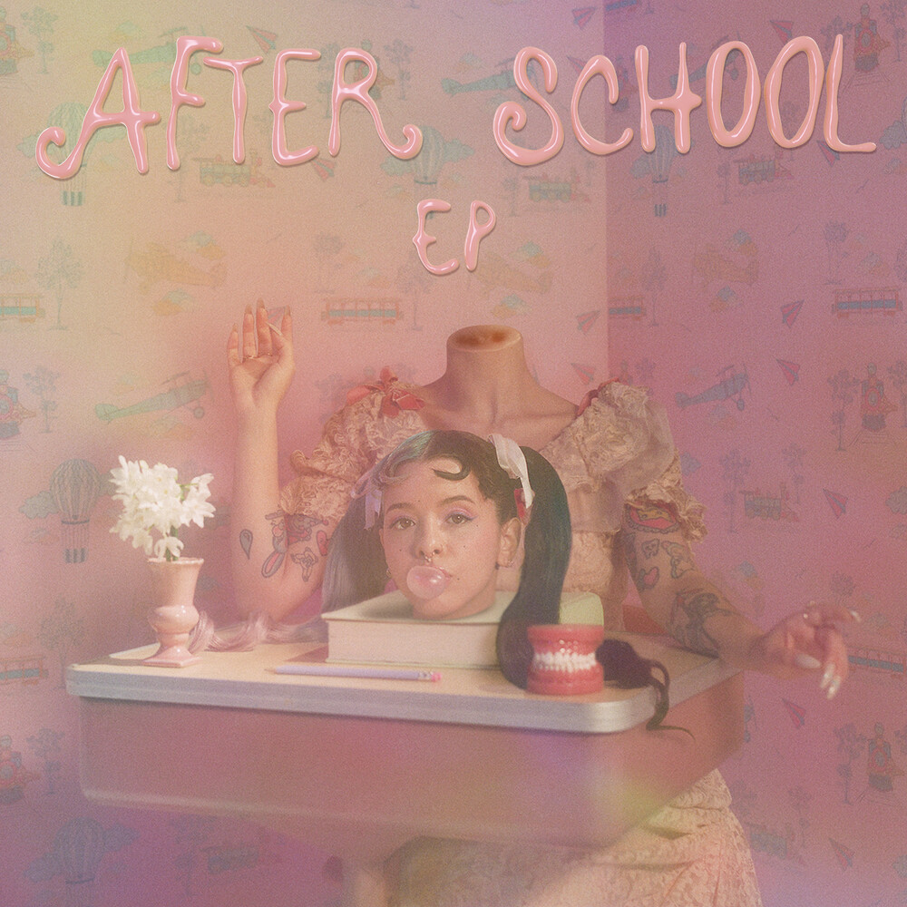 Melanie Martinez - After School (Blue) [Colored Vinyl] (Ep)