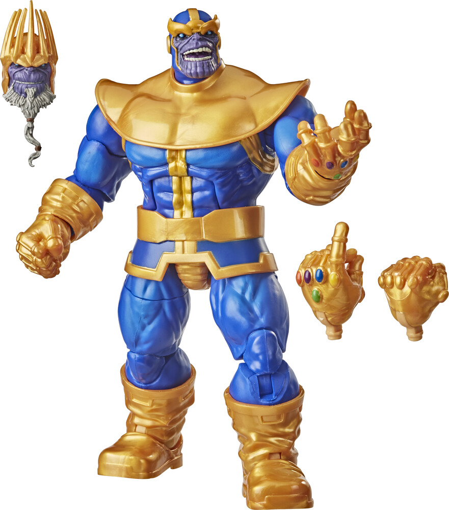 - Hasbro Collectibles - Marvel Legends Deluxe Thanos
