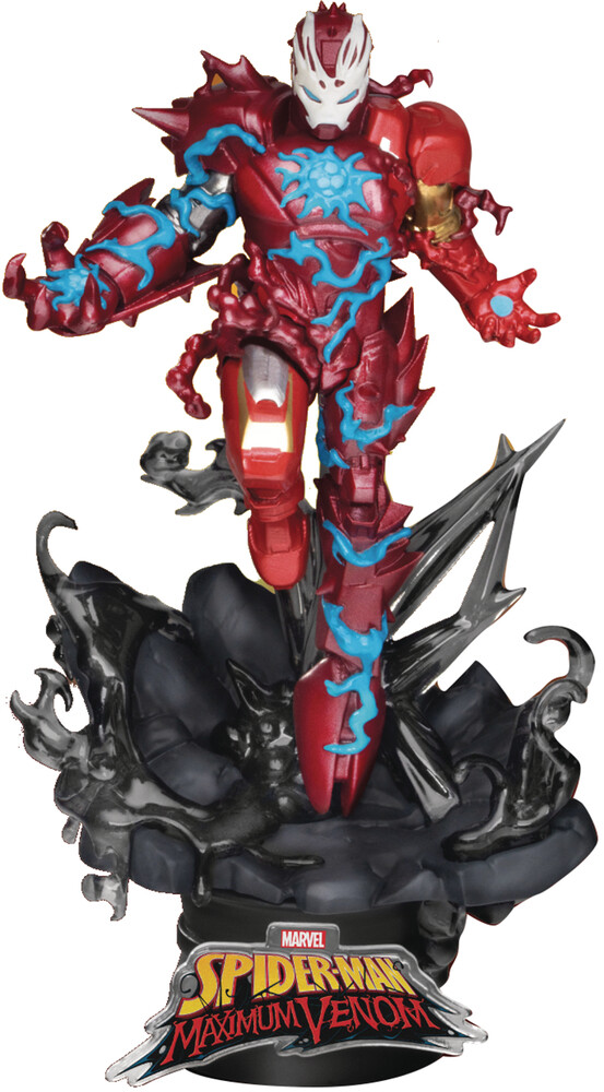 Beast Kingdom - Beast Kingdom - Maximum Venom DS-066 Iron Man D-Stage Series 6 Statue