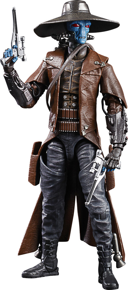 SW Bl Cw Cad Bane - Hasbro Collectibles - Star Wars Black Series Cad Bane