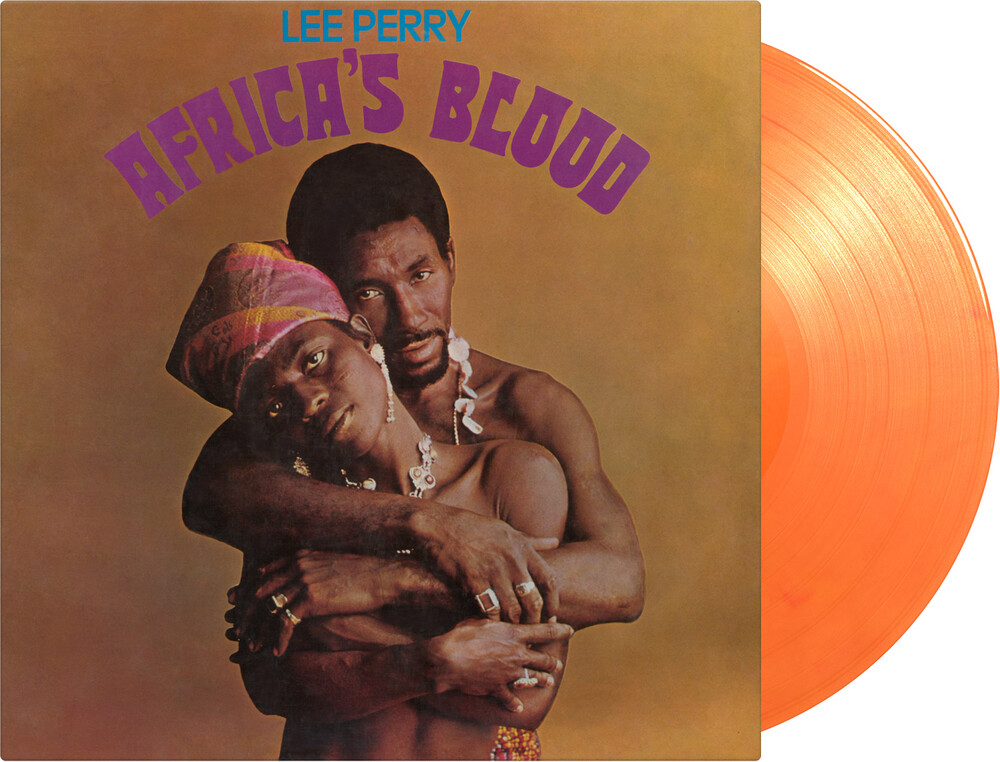Lee Perry - Africa's Blood [Colored Vinyl] [Limited Edition] [180 Gram] (Org) (Hol)