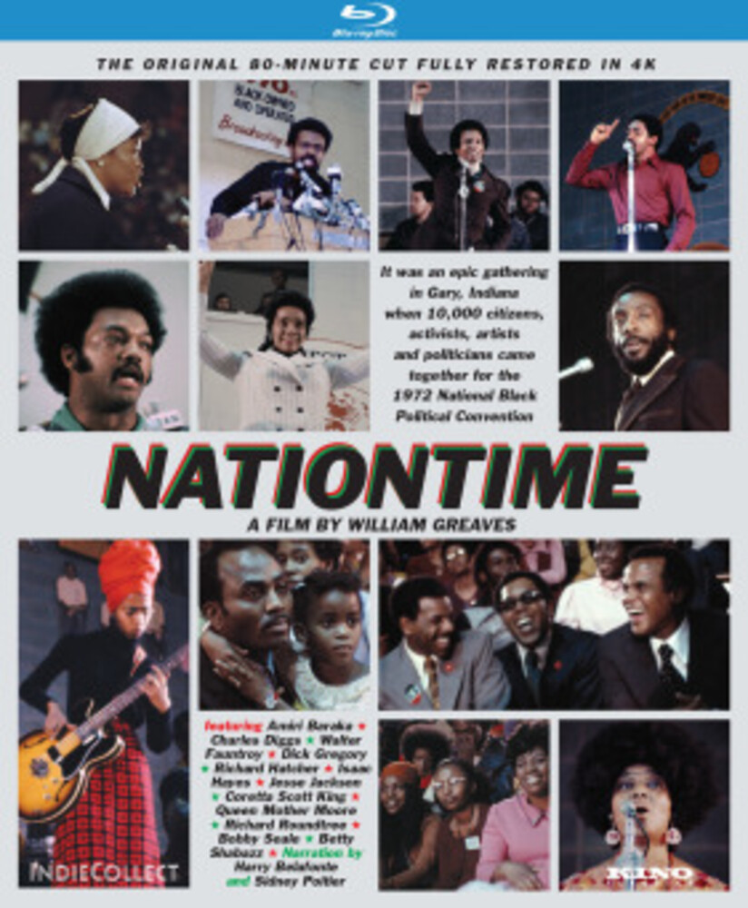 Nationtime (1972) - Nationtime (1972)