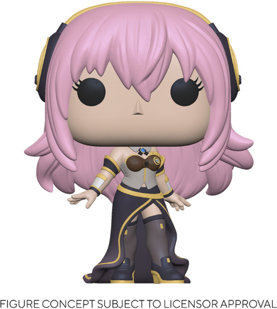 - FUNKO POP! ANIMATION: Vocaloid - Mergurine Luka V4X