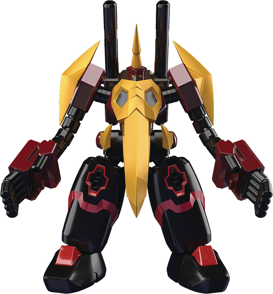 Good Smile Company - Good Smile Company - Gaiking Legend Daiku-Maryu Moderoid BalkingPlastic Model Kit