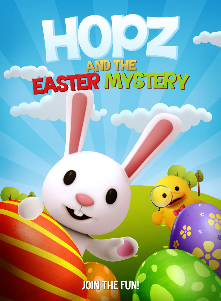 Hopz & the Easter Mystery - Hopz And The Easter Mystery
