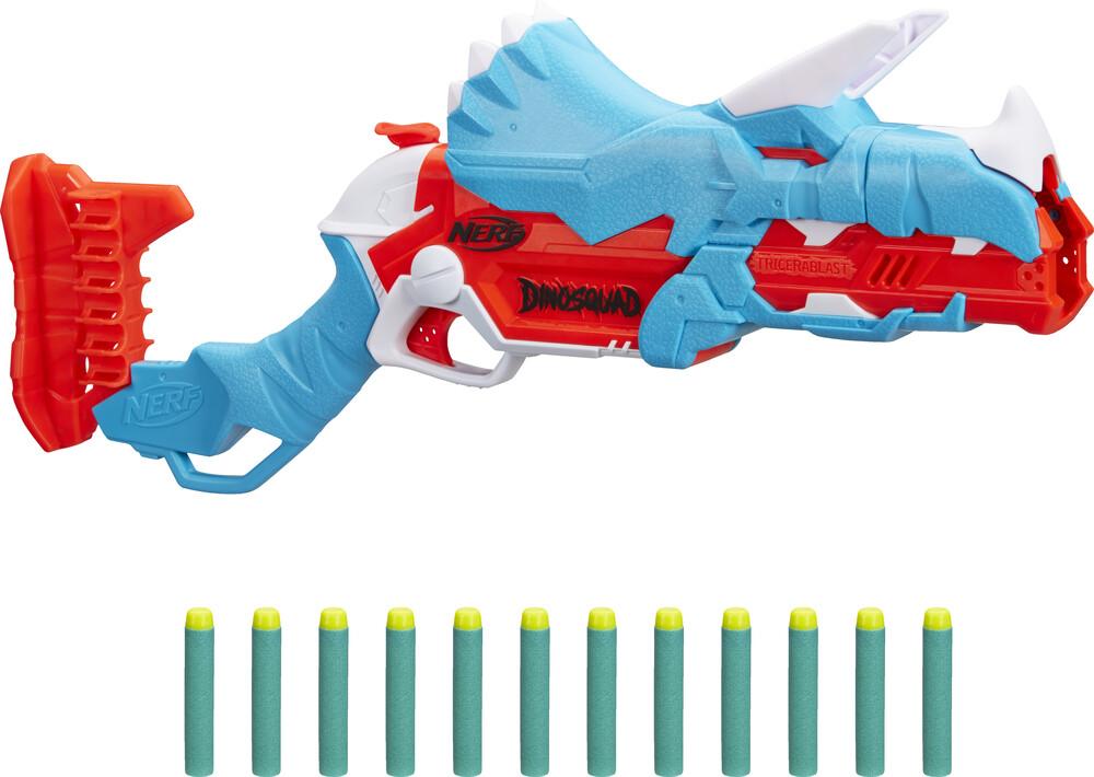 Ner Tricerablast - Hasbro Collectibles - Nerf Tricerablast