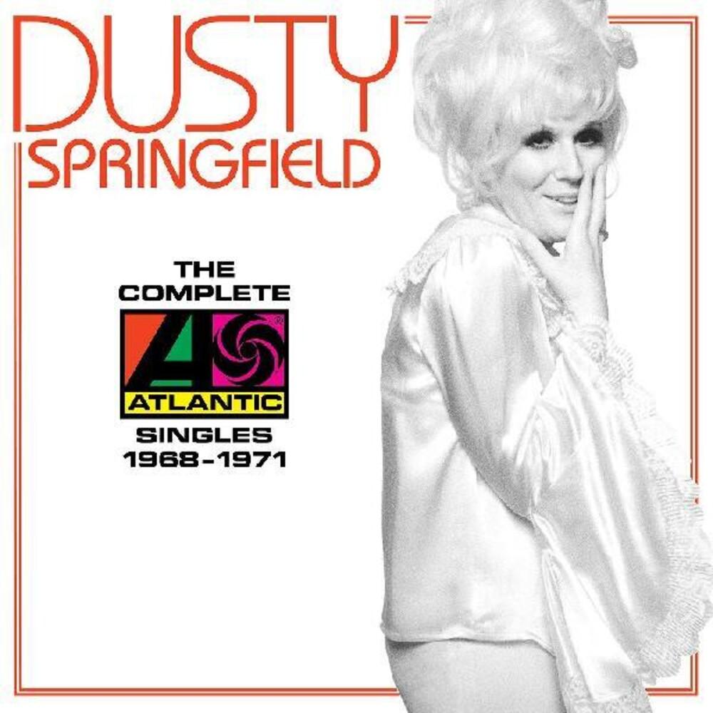 Dusty Springfield - The Complete Atlantic Singles 1968-1971
