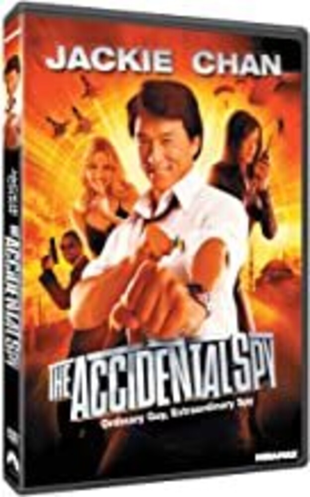 Accidental Spy - The Accidental Spy