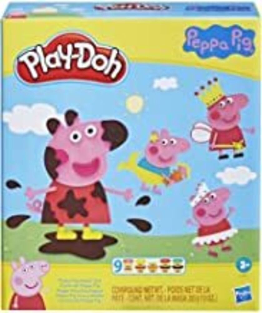 Pd Peppa Pig - Hasbro Collectibles - Play-Dogh Peppa Pig