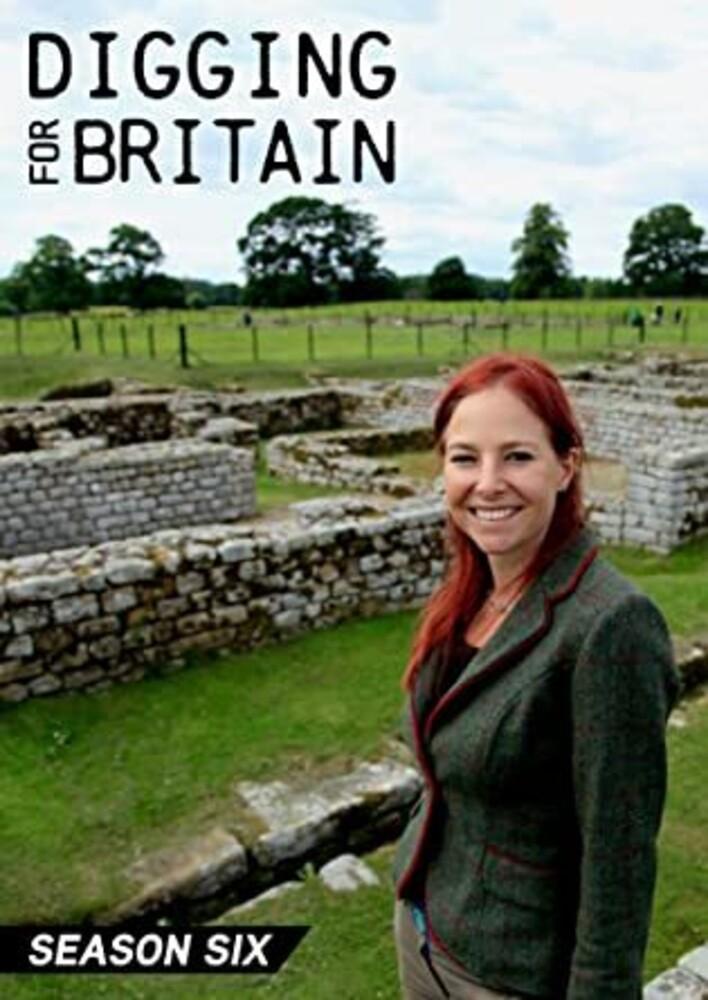 Digging for Britain: Season 6 - Digging For Britain: Season 6