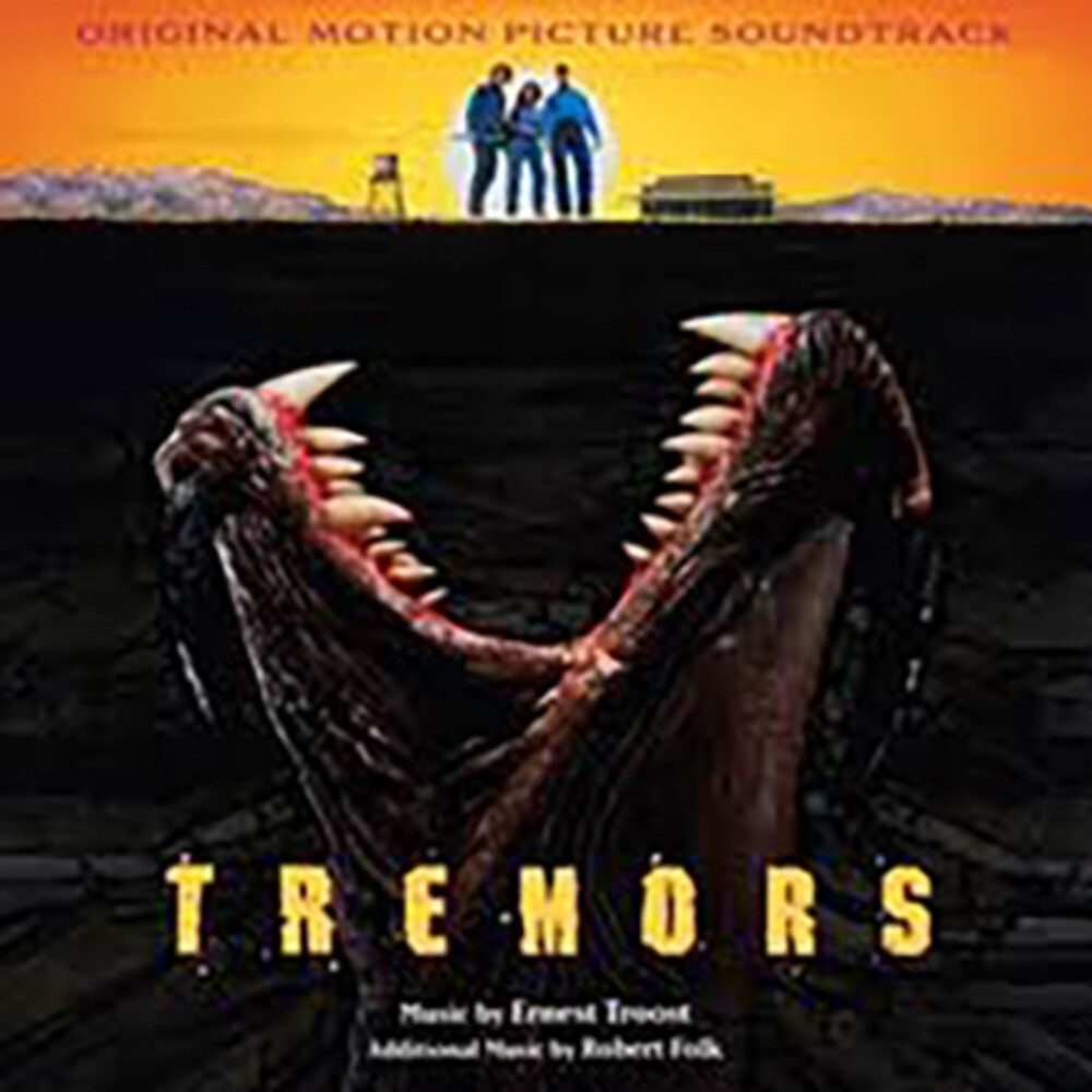 Ernest Troost  (Ita) - Tremors / O.S.T. (Ita)