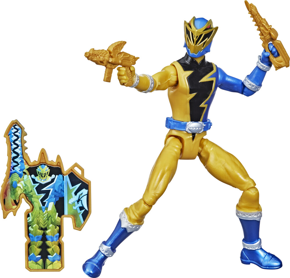 Prg 6in Drm Saturn - Hasbro Collectibles - Power Rangers 6 In Crm Saturn