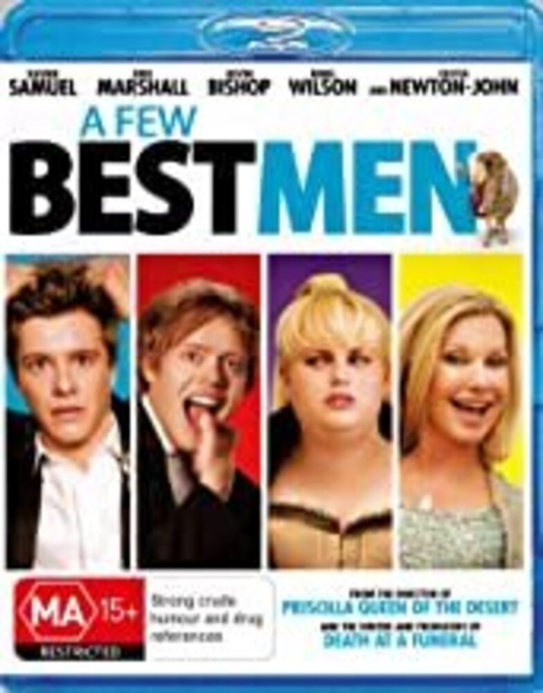 Few Best Men - Few Best Men / (Aus)