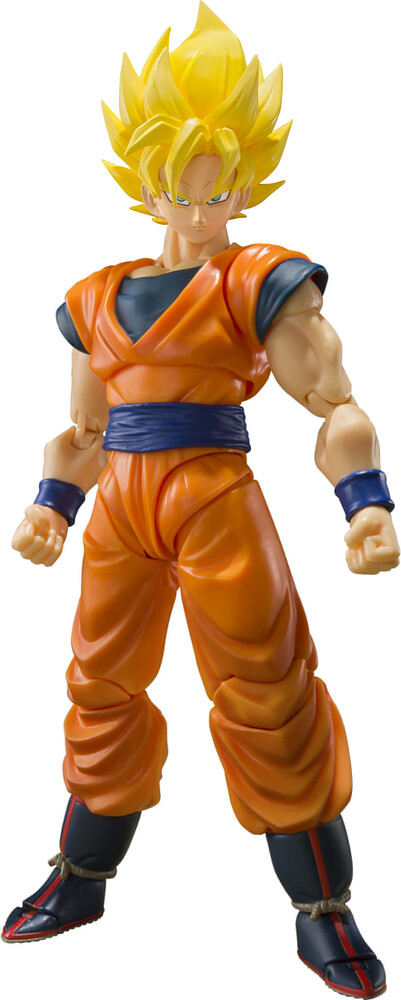 Tamashi Nations - Tamashi Nations - Dragon Ball Z - Super Saiyan Full Power Son Goku,Bandai Spirits S.H.Figuarts