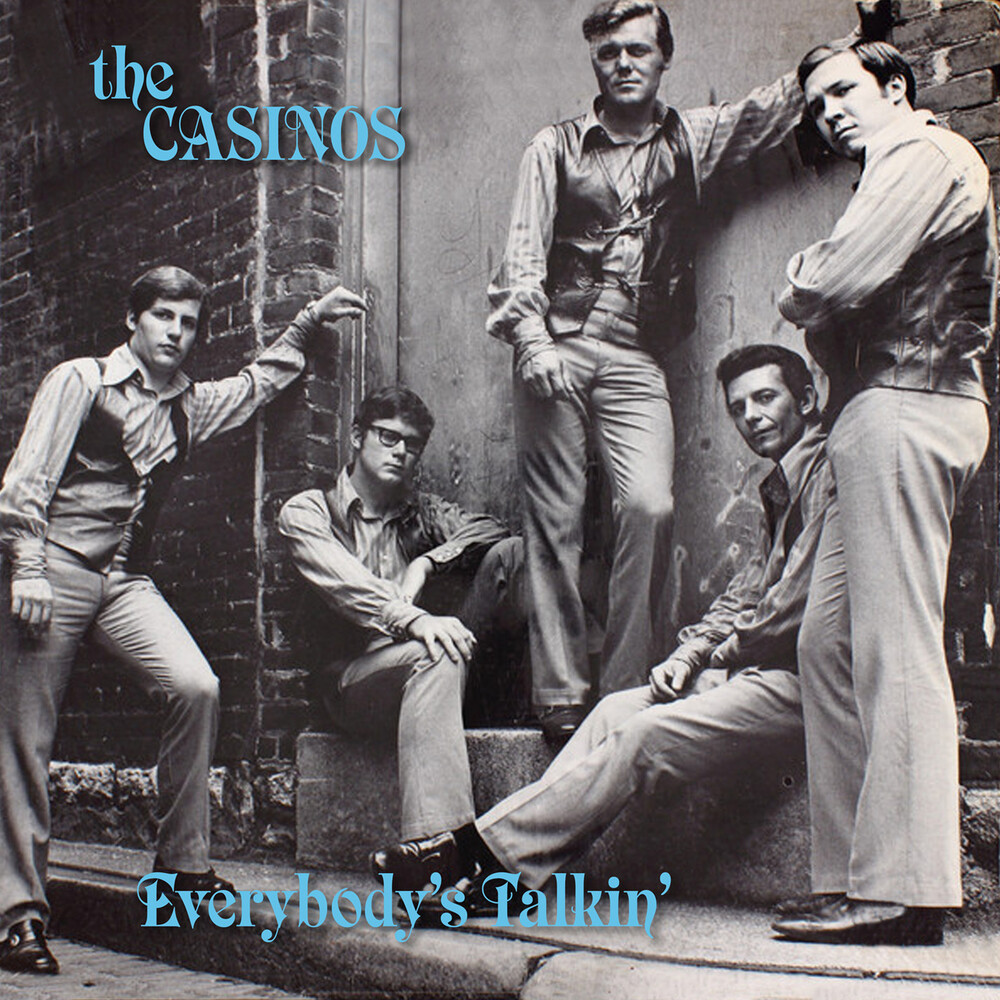 Casinos - Everybody's Talkin' (Mod)