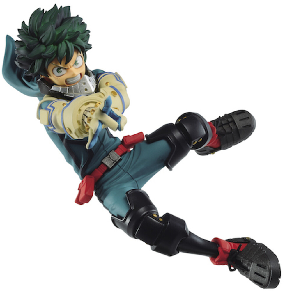 Banpresto - My Hero Academia The Amazing Heroes Izuku Midoriya