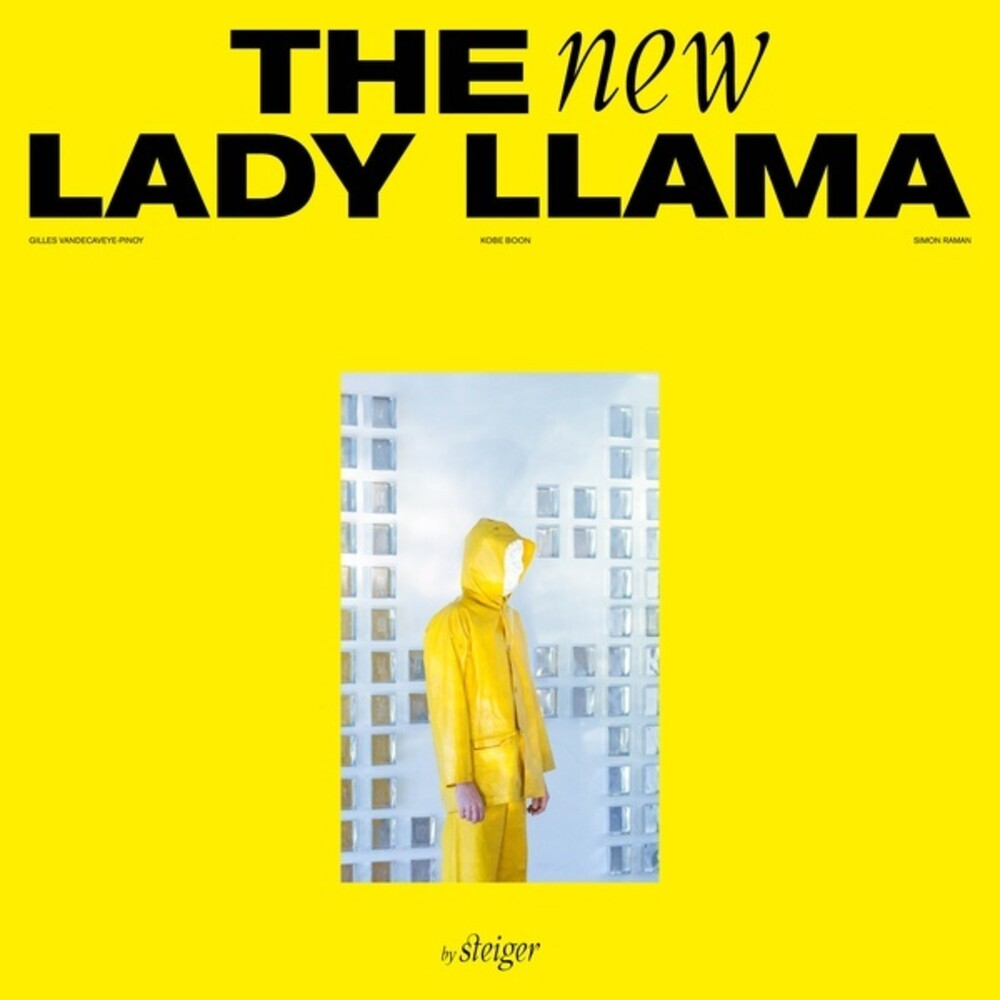 Steiger - The New Lady Llama