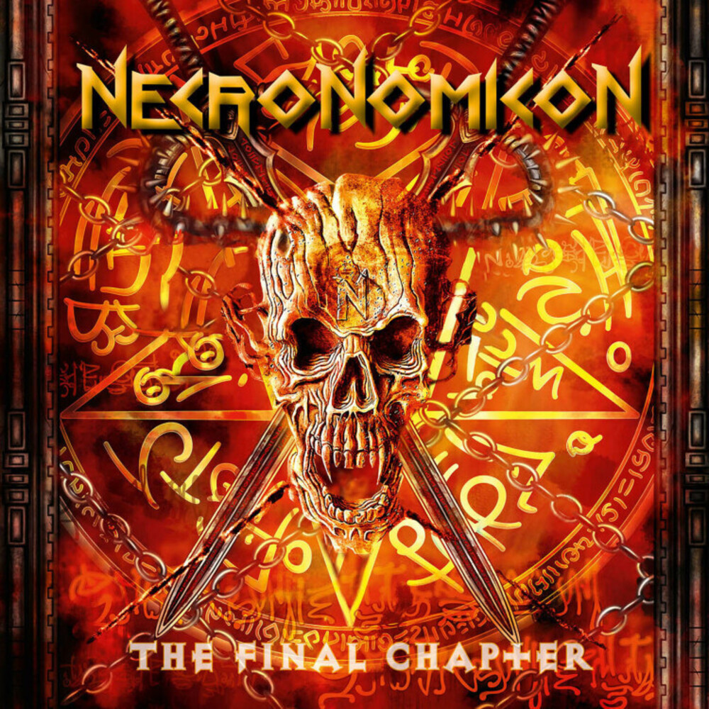 Necronomicon - The Fiinal Chapter