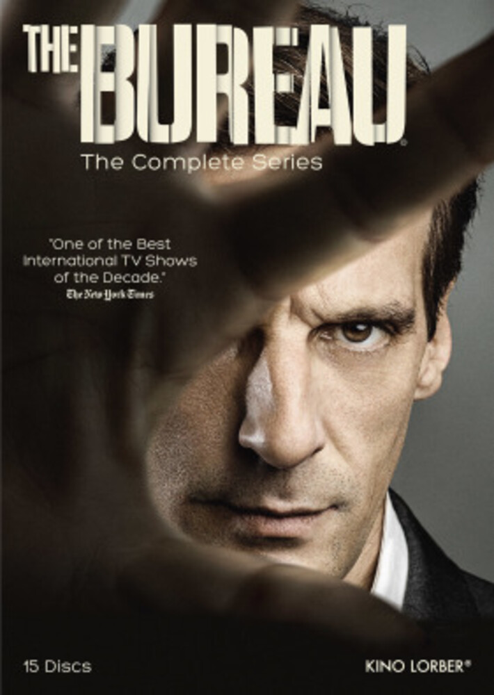 - Bureau: Complete Series (15pc)